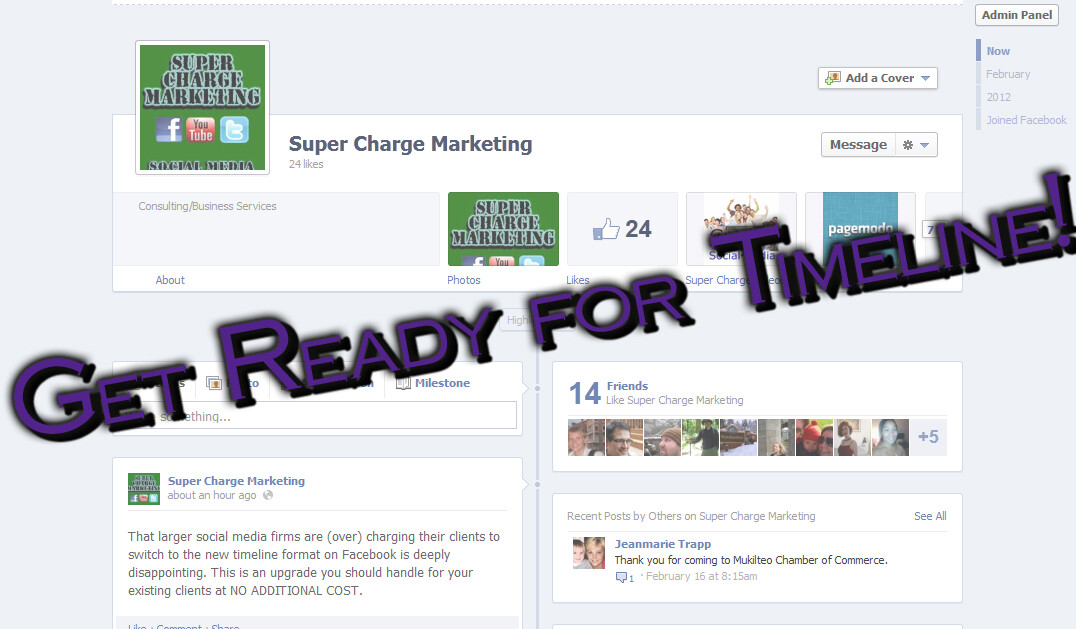 Facebook Timeline – Big Changes and Free Upgrades