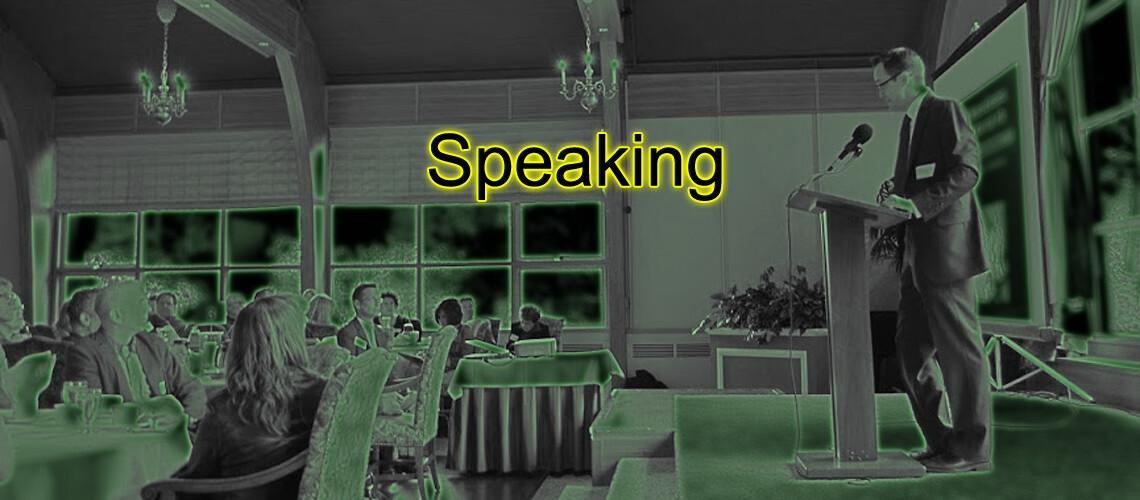 Technology Speaker